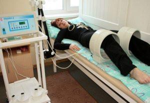 Нужны физеопроцедуры можно ли магниты и амплипульс
