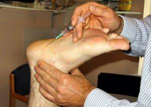 Нормально ли, что после укола болит нога