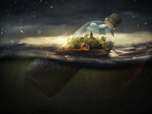 Грань между реальностью и фантазиями