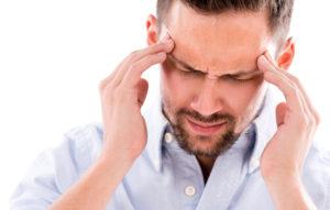 Ощущение давления в голове