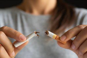 Ок, обезболивающие и курение