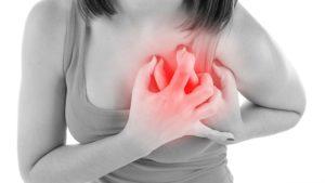 Непроходящая острая боль в сердце
