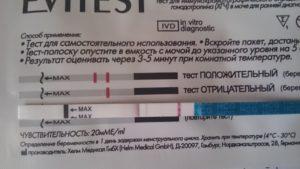 Отрицательный тест при пиелонефрите