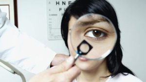 Отсутствие зрения на один глаз