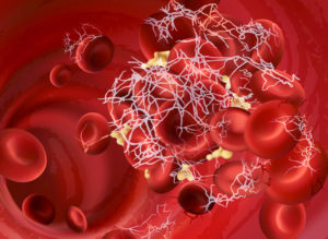 Фибриноген и тромбоциты