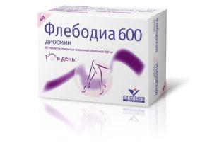 Флебодия 600 разжижает кровь?
