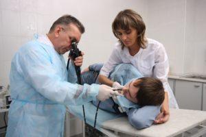 Гастроскопия желудка консультация