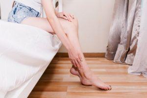 Головная боль, в боку, в ногах