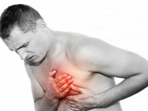 Непонятные спазмы ночью в сердце