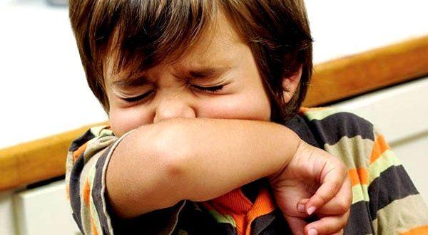 Нервное покашливание у ребенка
