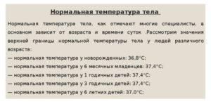 Неделю скачет температура у ребенка