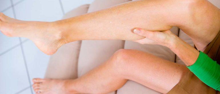 Ноющие боли от пальцев ног до колена