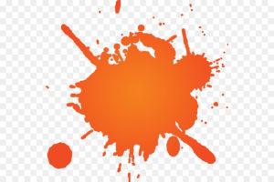 Оранжевое пятно