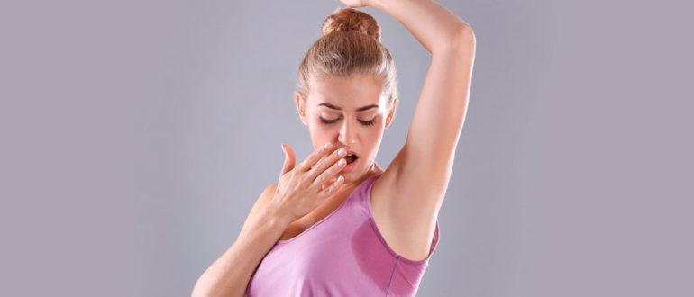 Неприятный запах пота в 9 лет