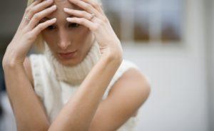 Нет месячных из-за стресса
