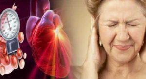 Гипертония. Высокое утренее давление, головная боль