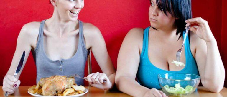 Не могу потолстеть, низкий вес