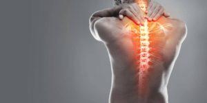 Острая боль в позвоночнике не прощупываются позвонки последние