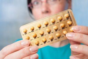 Оральные контрацептивы при ВСД