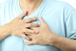 Головокружение и кольнуло сердце